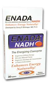 Life Extension Nadh 30 5 mg Tablets