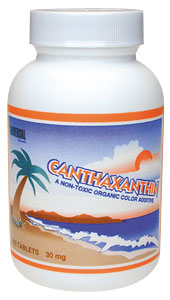 Canthaxanthin 100 Tablets