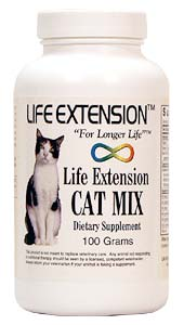 Life Extension Cat Food 100 Gms