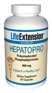 Life Extension Hepatapro 60 900 mg Softgels (Formerly Gastropro)
