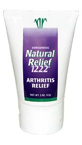 Natural Relief 1222 2oz Tbe