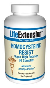 Life Extension Homocysteine Resist