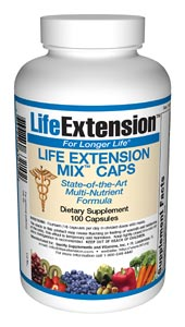 Life Extension Mix 100 Capsules
