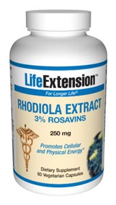 Life Extension Rhodiola Extract