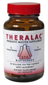 Theralac Probiotics (30 billion CFU)