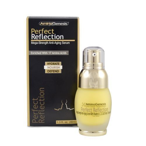 AminoGenesis Perfect Reflection Mega-Strength Anti-Aging Serum