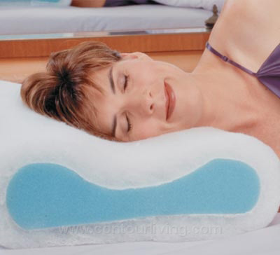 Contour Secret Pillow (w/cover)