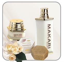 Makari Hydrating Kit (Skin Lightening)