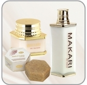 Makari Anti Acne Regimen Kit (Skin Lightening)