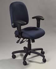 Perfect Comfort Office Chair W/ Variable Lumbar Support (VLS)