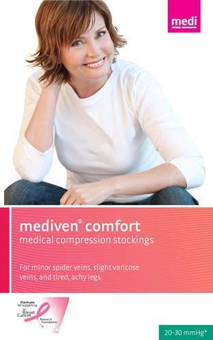 Mediven Comfort Pantyhose (15-20 mmHg) - Closed toe