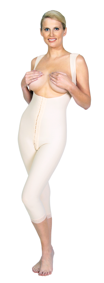 Marena High Back Compression Girdle -Stage One