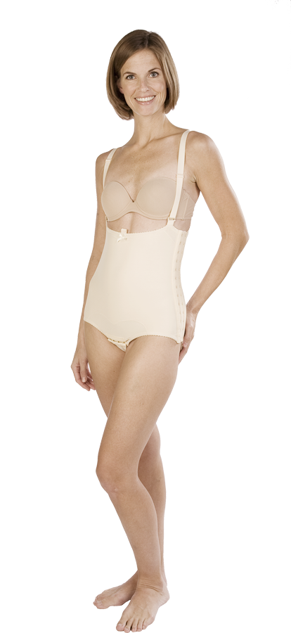 Marena Post-Surgery Compression Girdle Brief- Stage 1