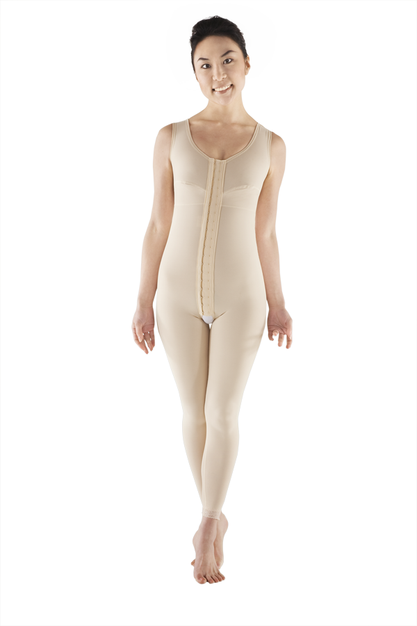 Marena Fully Body Compression Garment- Ankle Length (Stage One)