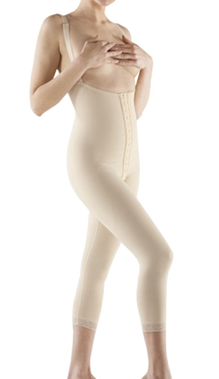 Marena Below Knee Post-Surgery Compression Girdle- Stage 1
