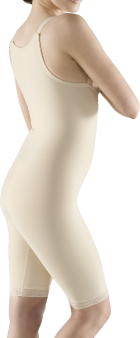 High Back Mid Body Plastic Surgery Compression Garment - Above Knee - Stage Two (Marena)