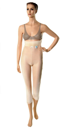 Mid Body Compression Girdle - Medium-Length Legs - Stage 1 (Marena) - OPENED