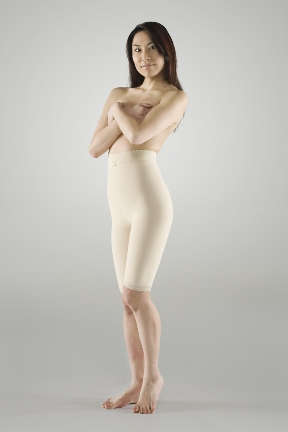 Mid Body Compression Garment - Mid Thigh - Stage 2 (Marena) - OPENED