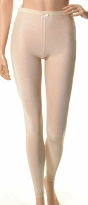 Abdominal Low Waisted Plastic Surgery Compression Garment - Ankle Length - Stage 1 (Marena)