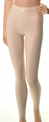 Abdominal Low Waisted Cosmetic Surgery Compression Garment - Ankle Length - Stage 2 (Marena)