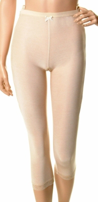 Abdominal Low Waisted Plastic Surgery Compression Garment - Medium Length - Stage 1 (Marena)