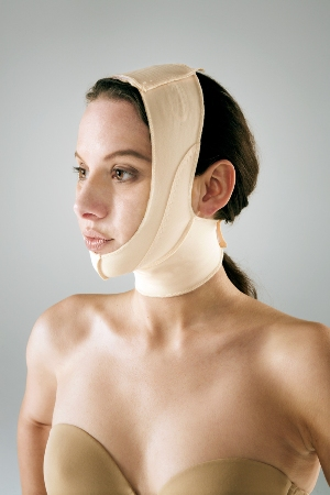 Chin Strap Facial Surgery Compression Garment (Marena)
