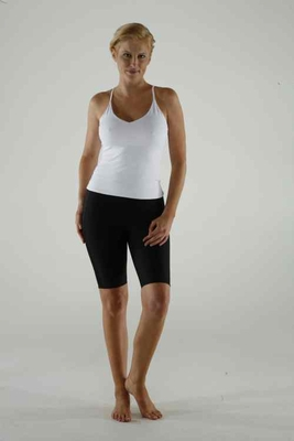 Marena Shapely Exercise Shorts - OPENED