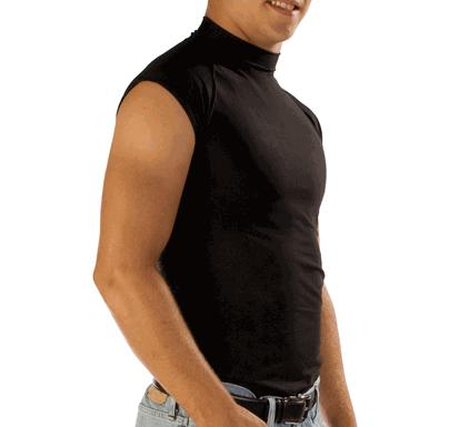 Men's Shapely Sleeveless Shirt - CLEARANCE