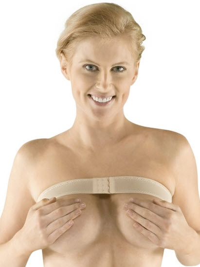 Premium Breast Augmentation Implant Stabilizer Band (Marena) - OPENED
