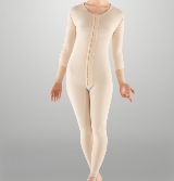 Full Body Plastic Surgery Compression Garment - Ankle Length (w/ Bra & Armsleeve) (Marena)