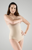 Mid Body Compression Garment - Brief - Stage Two (Marena) - Opened