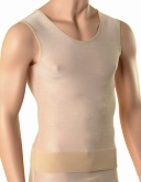 Male Tank Top Plastic Surgery Compression Vest - Stage Two (Marena)