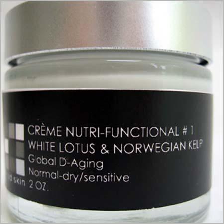 Mod.Skin Labs Nutri-functional Anti-Aging Cream W/ White Lotus & Norwegian Kelp