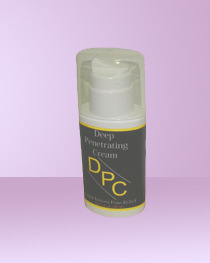 DPC Deep Penetrating Pain Cream