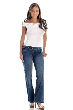 Kim Slim 'n Lift Buttock Jeans- PHONE ORDERS ONLY - 866-363-4325