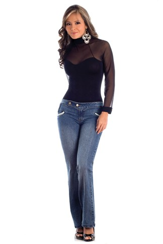 Sarah Slim 'n Lift Buttock Jeans- PHONE ORDERS ONLY - 866-363-4325