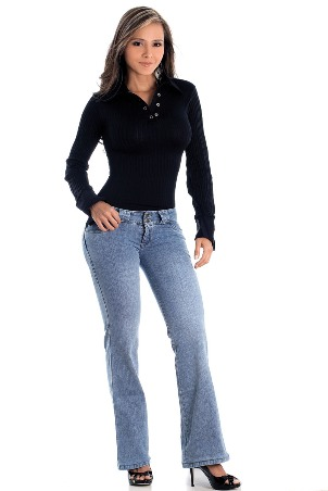 Jessica Slim 'n Lift Buttock Jeans- PHONE ORDERS ONLY - 866-363-4325