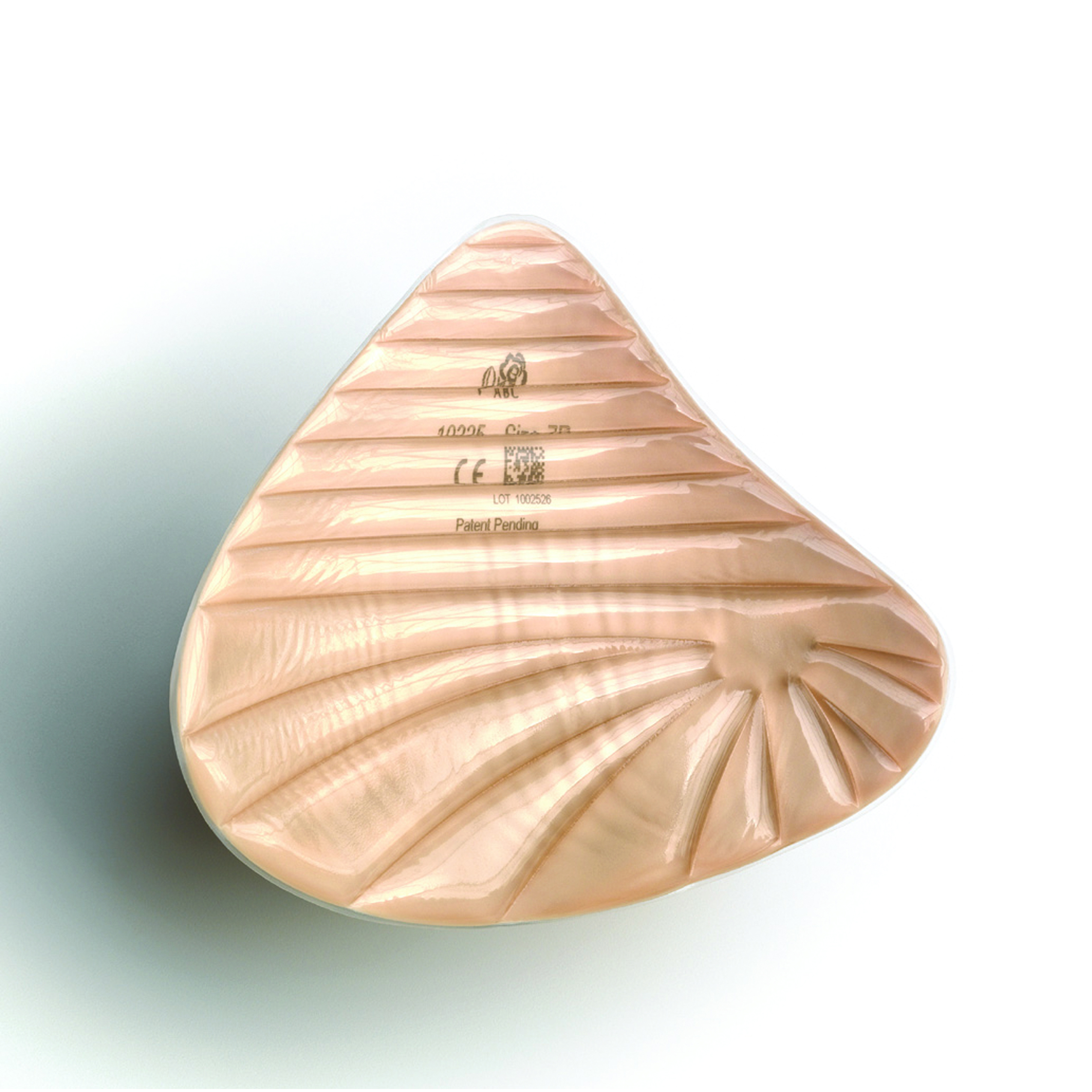 American Breast Care Asymmetrical Massage Breast Form