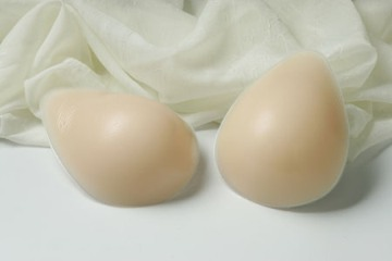 Nearly Me So Soft Full Oval Breast Form