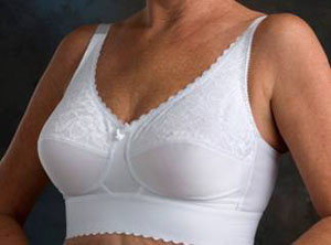Nearly Me Lace Wide Band Bra