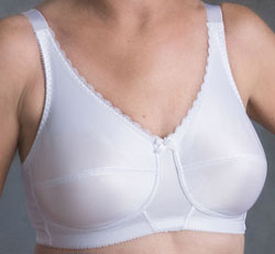 Nearly Me Plain Soft Cup Bra