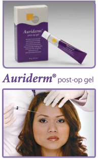 Auriderm Post-Op Bruising Reduction Gel