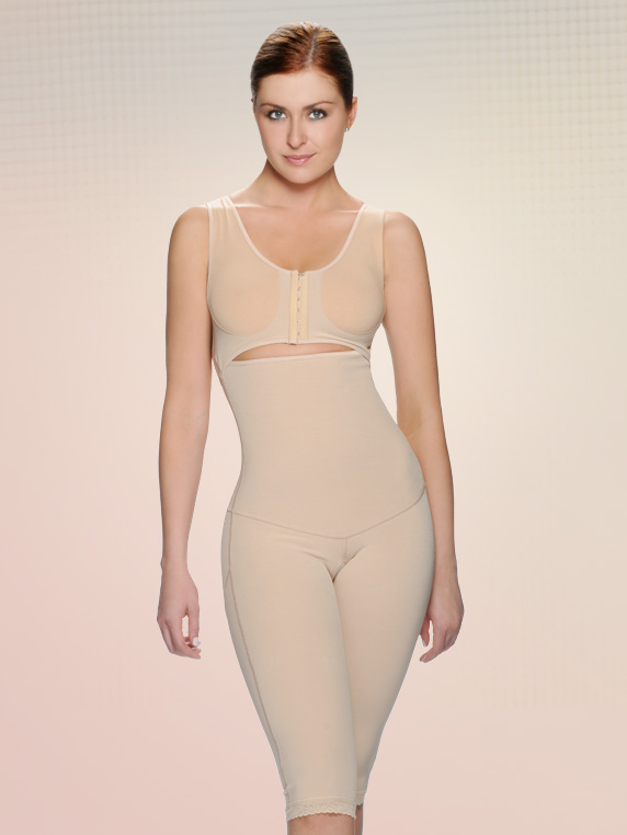 Vedette Delia Post Surgery Medium Control Full Body Shaper