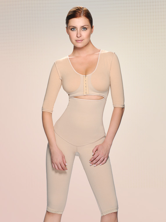 Vedette Laila Medium Control Post Surgery Full Body Shapewear