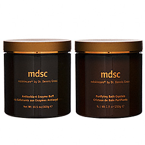 MD Skincare DETOX DUO (Limited Edition Set)