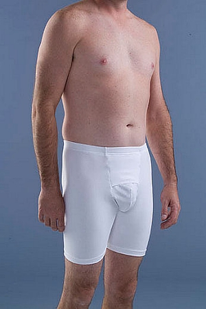 Ultra Light Spandex Long Compression Boxers