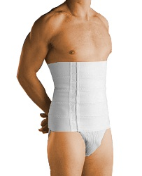 Men's Belly Buster Abdominal Binder  with Velcro Closure