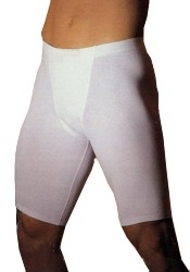 Microfiber Compression Shorts/w Unique 4-Way Strech Fabric