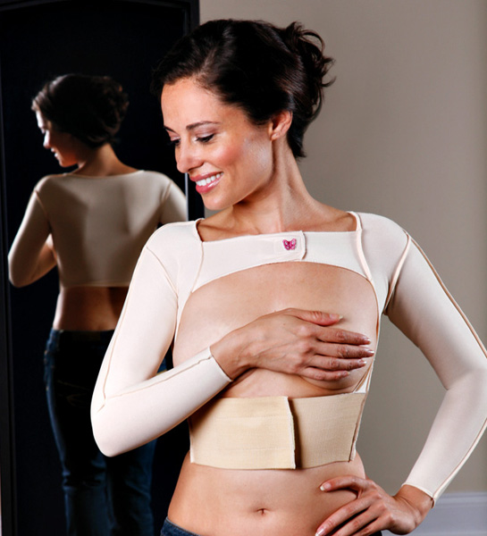 Arm Surgery Compression Vest (Contemporary Design)