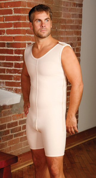 Upper & Lower Abdominal Surgery Compression Garment (Contemporary Design)
